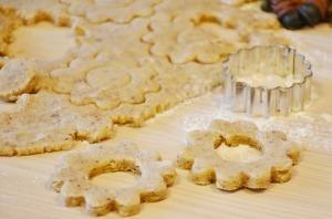koekjes bakken