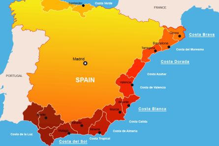 costa-brava-map-spain-trend-xl-at-maps
